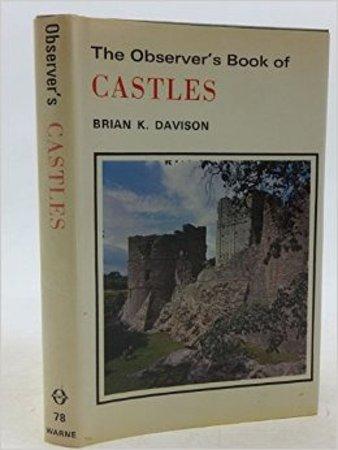 Goodrich, UK: Observers Book of Castles