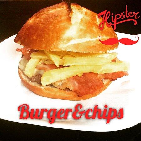 Fast Food In Bilbao Spain