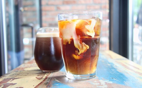 Mount Kisco, NY: cold brew coffee
