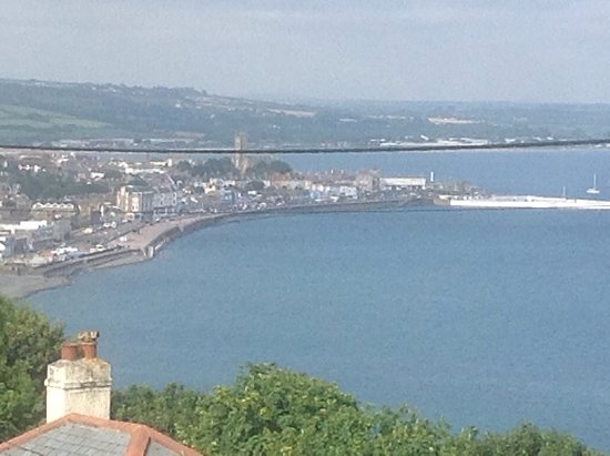 Newlyn, UK: View from the front window