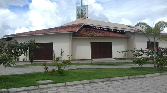 Santo Antonio De Jesus, BA: Praça São Benedito, e Praça Padre Mateus, Santo Antônio de Jesus, Bahia.
