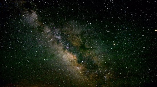 Cannonville, UT: The night sky in Kodachrome Basin offers photographers amazing shots.