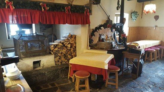 Passo Rolle, إيطاليا: Agritur Malga Rolle
