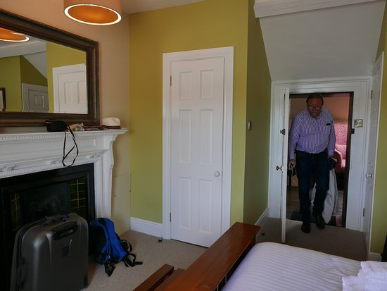 Castletownshend, Ireland: Our room