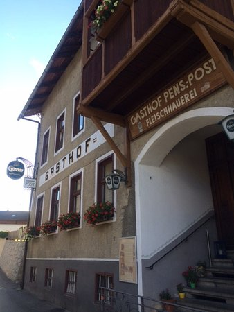 Oberdrauburg, Austria: Entrada