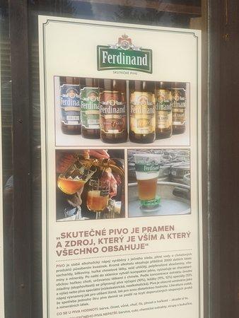 Benesov, Czech Republic: Brauerei Ferdinand (gegr. 1897)