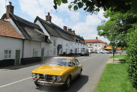 Ludham, UK: Back to the 1970s!