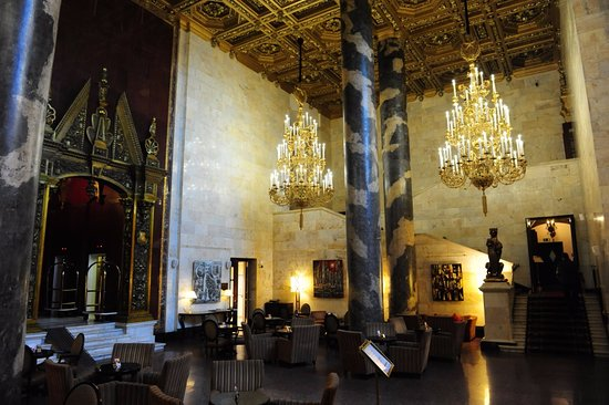 Hilton Moscow Leningradskaya: Hall