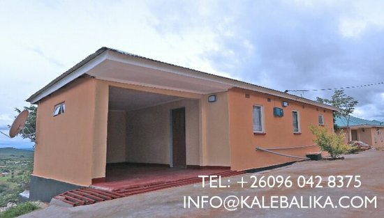 Kalebalika Cottages