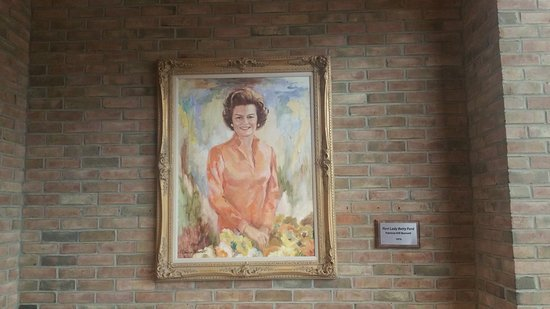 ‪‪Ann Arbor‬, ميتشجان: Portrait of Mrs Ford.‬