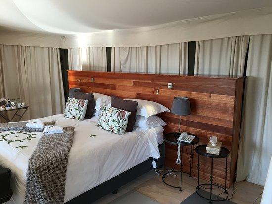 Частный заповедник Тимбавати, Южная Африка: Our Room.