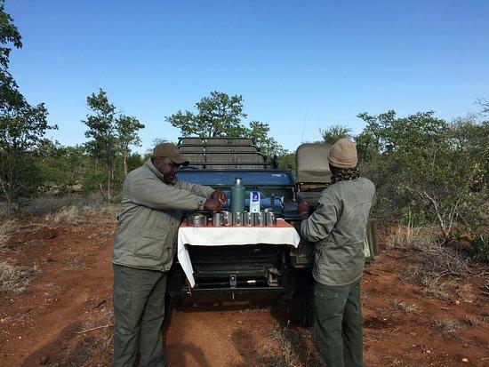 Частный заповедник Тимбавати, Южная Африка: Colbert & Derrick