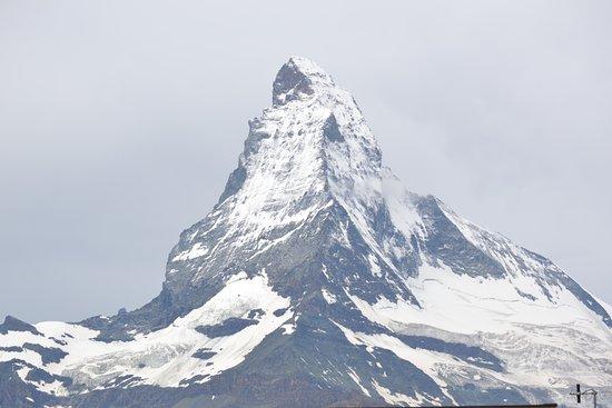 monte cervino o matterhorn visto desde shunega - picture of sunnegga