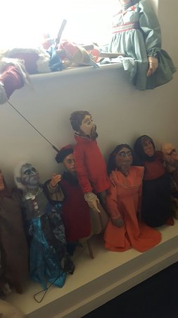 Penrith, UK: Upfront Gallery Puppet Theatre