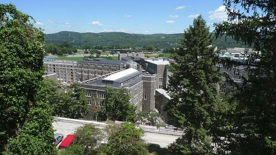 West Point, NY: some nice looking form rooms (aka barracks)