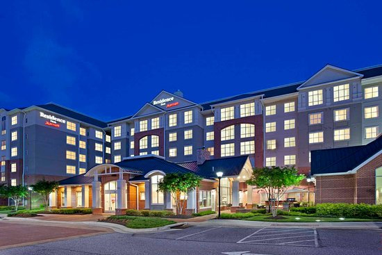 Residence Inn Baltimore Hunt Valley: Hotel Exterior