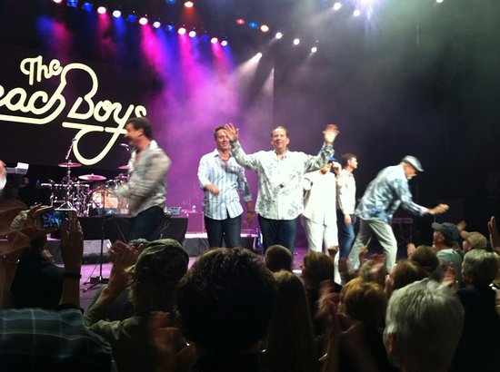 Alberta Bair Theater for the Performing Arts: The Beach Boys