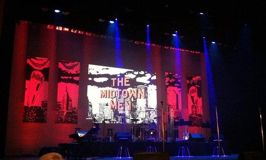 Alberta Bair Theater for the Performing Arts : The Midtown Men