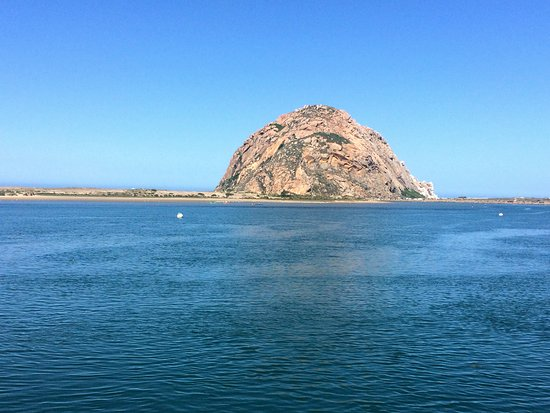 Morro Bay, Californien: From a distance