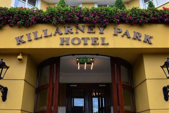 The Killarney Park Hotel: Entrance