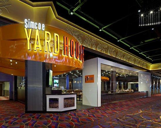 casino rama bar
