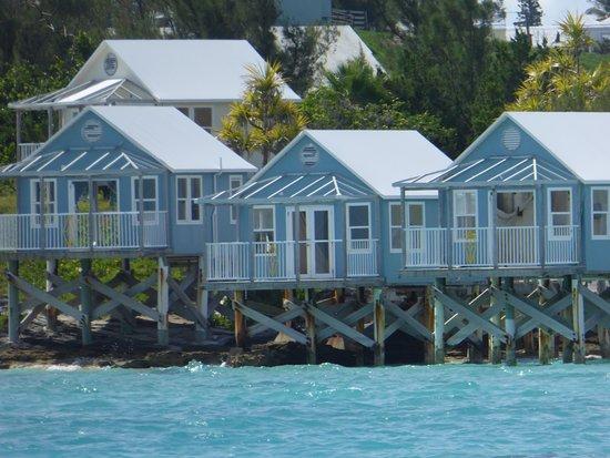 Sandys Parish, Bermuda: Abandoned vacation cottages