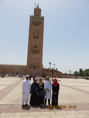 Marrakech Private Tours Friday