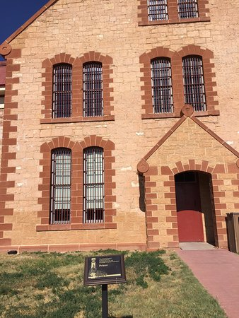 Laramie, WY: Attractive architecture beautifully restored-hats off to the dedicated community members who rai