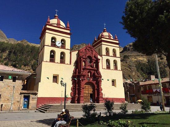 Catedral de Huancavelica