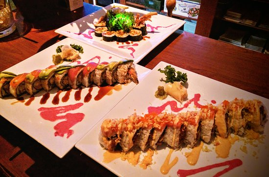 Wilton Manors, FL: Delicious Sushi!