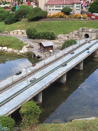 Melide, Suiza: Swissminiatur 27 juillet 2016