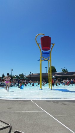 Tacoma, WA: Stewart Heights Pool