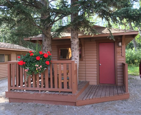 Picture Of Pocahontas Cabins Jasper National