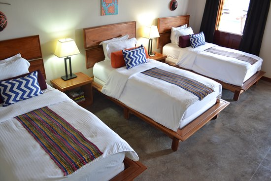 Soma Surf Resort: Deluxe Room great for groups of 3