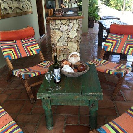 Popoyo, Nicaragua: Reception Area