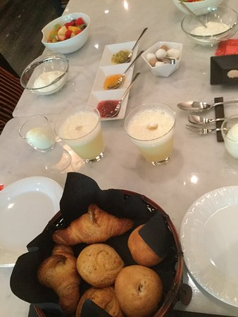 Hotel Mume: Breakfast