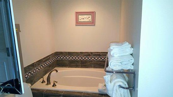 The Galvestonian: Bathroom Tub