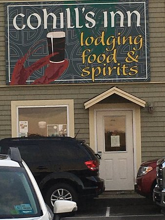 Lubec, ME: Look for this!