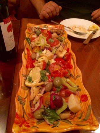 Medford, MA: Ensalada de Verduras