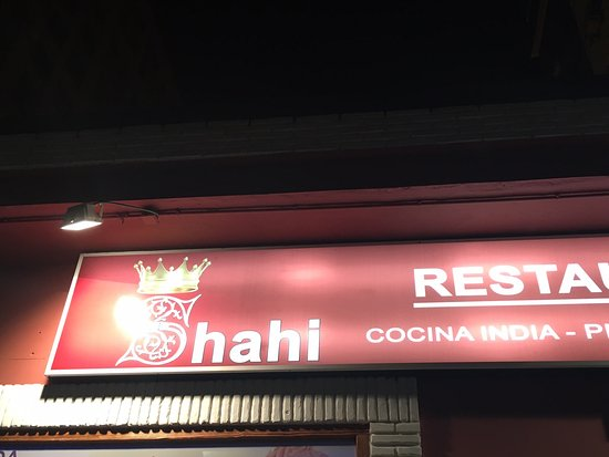 Shahi Indian Restaurant Valencia