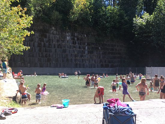 Tenino Quarry Pool
