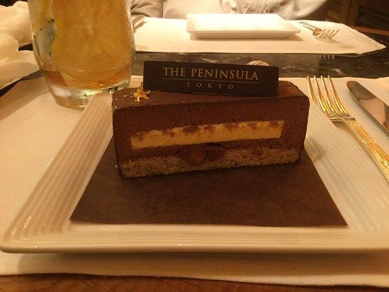 The Peninsula Tokyo: Dessert from the Peninsula Boutique & Café