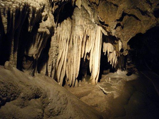 Vergemoli, Italia: particolari della grotta