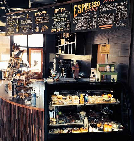 Coquitlam, Canada: Creekside Coffee Sedona