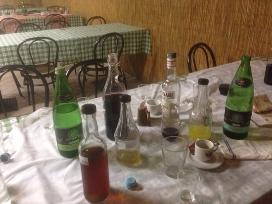 Paitone, Italia: Come a casa...