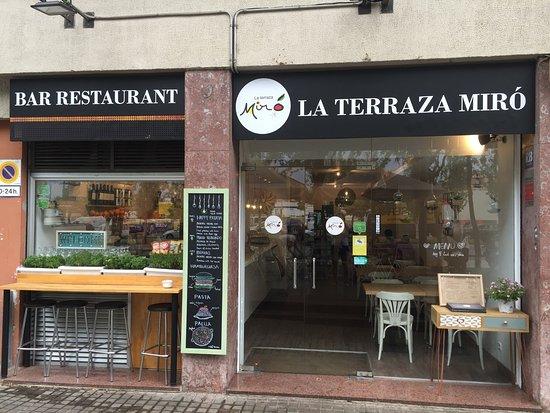 Picture Of La Terraza Miro Barcelona Tripadvisor