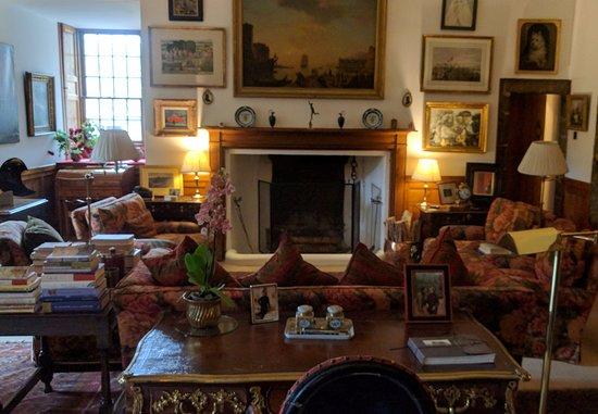 Nairn, UK: Interior del castillo