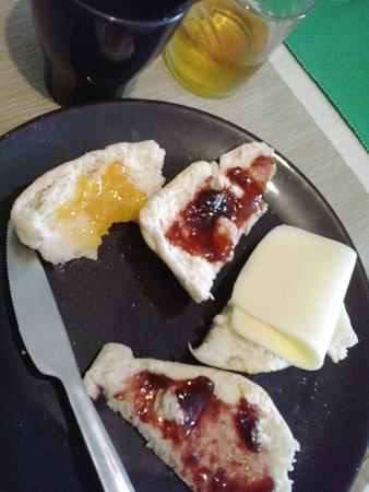 Atouguia da Baleia, Portugal: Pequeno almoço super variado