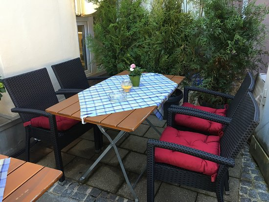Sonthofen, Germania: Taverne Yamas