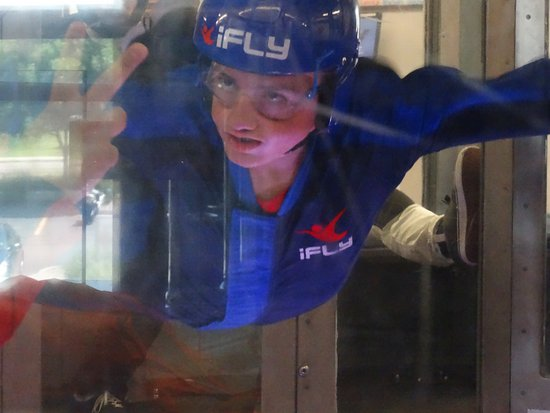 iFLY Indoor Skydiving Denver: First time flight
